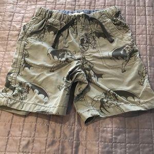 Boys GAP Batman shorts size 5T